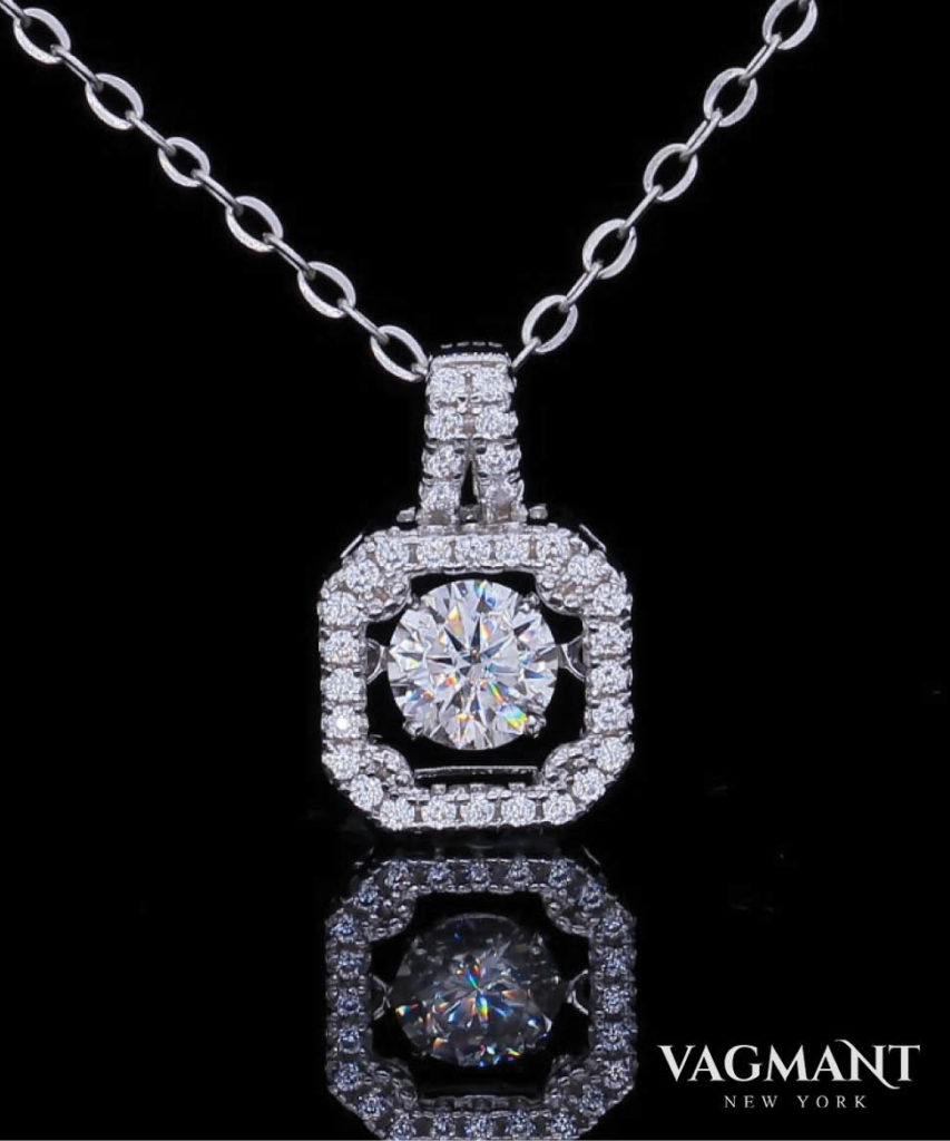 Vagmant® Sparkling Infinity Necklace