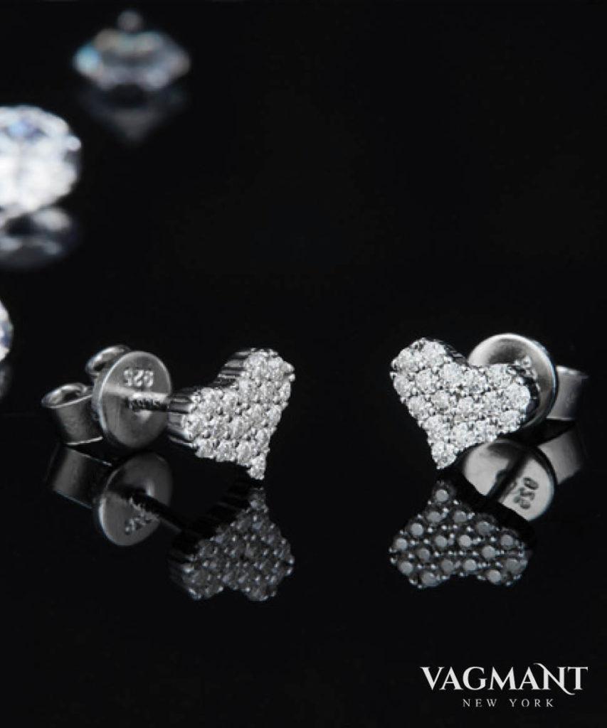 Vagmant® Épris Moissanite Earrings